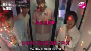getlinkyoutube.com-[Vietsub] Seventeen song ca cùng tiền bối Apink Eunji part 2