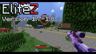 Minecraft เซิฟ EliteZ : เซิฟแนววอร์ซีที่คุณต้องลอง [1.7-1.8] - Rivth28