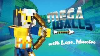 Minecraft: Mega Walls #83. - Very Insane Game w/Mrdabomb99 & DaPqnda