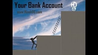 Three Steps to Improving Your Bank Account | HawkDG