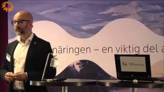 Turismkonferens 2015 - Utmaningar för svensk besöksnäring