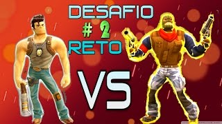 getlinkyoutube.com-(RETO DESAFIO) # 2.. VS WHIPLASH