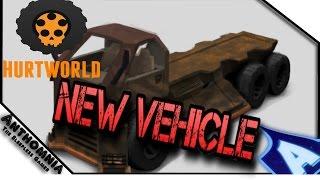 Hurtworld | New Vehicle | The Slug | Mask | Handgun | New tires | Hurtworld Update