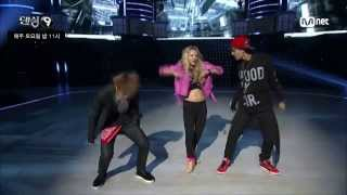getlinkyoutube.com-[댄싱9/Dancing9] Girls' Generation & EXO Special Collaboration Stage (No Cut)!
