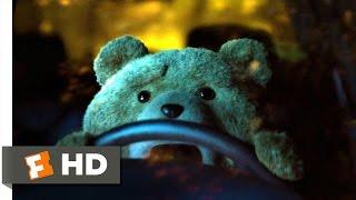 getlinkyoutube.com-Ted 2 (10/10) Movie CLIP - Ted Wrecks the Car (2015) HD
