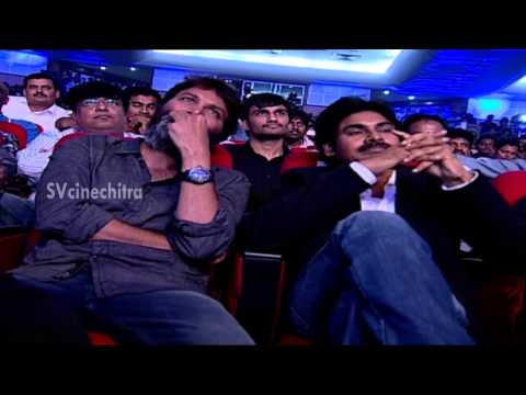 Attarintiki Daredi Audio Launch HD | DSP Performance | Pawan Kalyan, Trivikram Srinivas, DSP