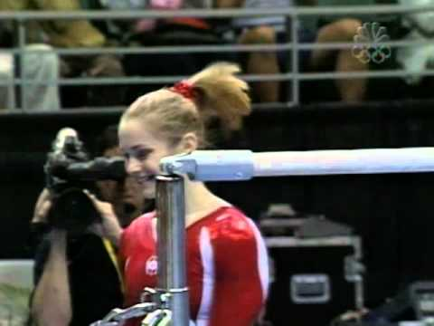 Katie Heenan - Uneven Bars - 2004 Pacific Alliance Gymnastics Championships
