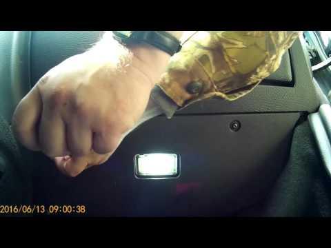 Замена Салонного фильтра на Volvo XC90(полная версия)