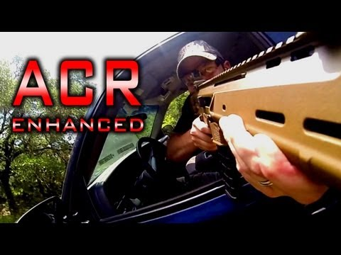 Bushmaster ACR, Better Than AR15?