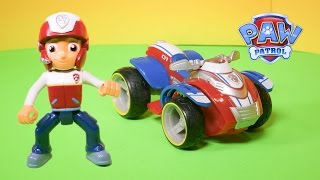 getlinkyoutube.com-PAW PATROL Nickelodeon Paw Patrol Ryder ATV a Paw Patrol YouTube Video Toy Review