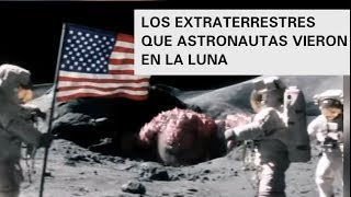 VIDEO NAVES LLEGANDO A LA BASE LUNAR REPTILIANA LA LUNA ESTA HABITADA
