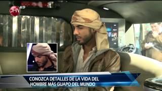 getlinkyoutube.com-[Primer Plano] Omar Borkan visita Chile