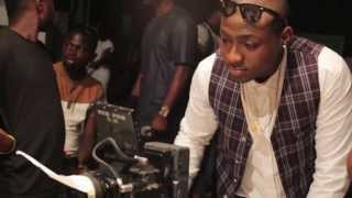 getlinkyoutube.com-Diamond Feat Davido - Number One Remix (Behind The Scene)