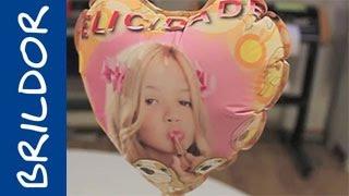 getlinkyoutube.com-Cómo crear globos personalizados para cumpleaños