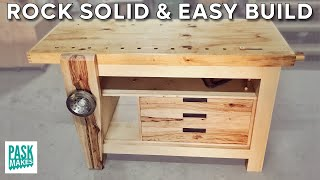 Solid Workbench - Cheap and Easy to Build