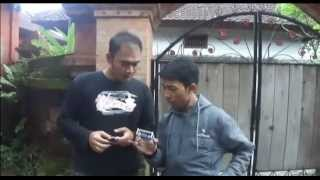 getlinkyoutube.com-Charger HP Tenaga Matahari