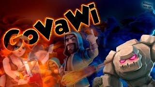 getlinkyoutube.com-Clash of Clans : Играем GoVaWi на ТХ 8 ! | 25 АТАК !