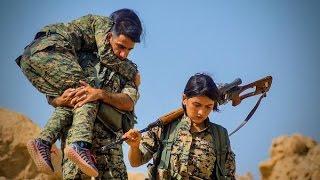 getlinkyoutube.com-Hunting ISIS With Kurdish Female Fighters [Documentary HD/Kurds]
