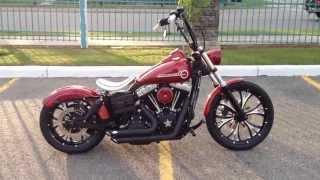 2011 Harley Davidson FXDB Street Bob Custom