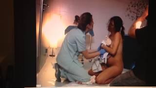 getlinkyoutube.com-17mayo2014 Parto natural sin epidural Leo Hospital de Torrejon (Madrid)