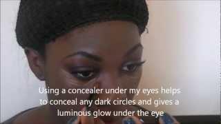 getlinkyoutube.com-Black Up Makeup Review
