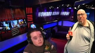 "getlinkyoutube.com-High Pitch Eric Pranks Eric the Midget ""Actor ""[R.I.P.] - Howard Stern Show"