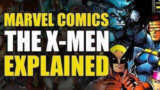 getlinkyoutube.com-Comics Explained: The X-Men [Remastered]