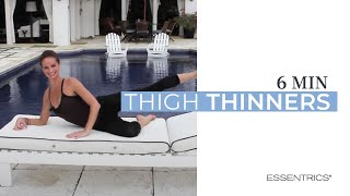 getlinkyoutube.com-Thigh Thinners - Essentrics Workout