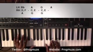 getlinkyoutube.com-Piano Lesson   Drake   Hotline Bling