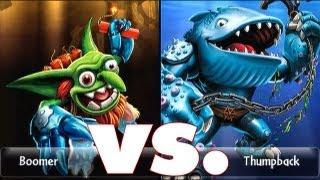 getlinkyoutube.com-Skylanders Giants Boomer(15) vs. Thumpback(15) Lets Play Duellmodus (German/Deutsch)