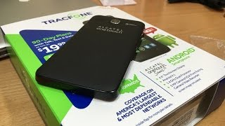 getlinkyoutube.com-Alcatel OneTouch Sonic Unboxing: A DECENT $20 smartphone