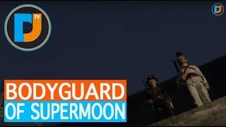 Tiga Prajurit Kerajaan Kawal Datangnya Supermoon 2016 Fenomena Langka #04EkSponEn