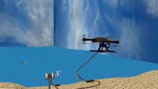 getlinkyoutube.com-Flying baits out with an AeroKontiki - Animation
