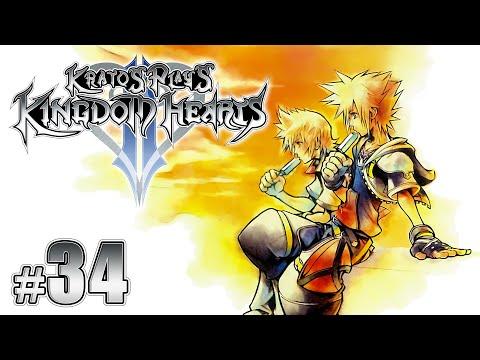 Kratos plays Kingdom Hearts 2 Part 34: Who Will Win?!
