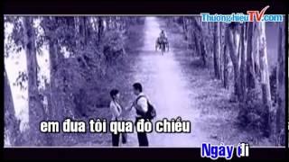 getlinkyoutube.com-Karaoke ] Gọi đò- goi do - Dương Ngọc Thái