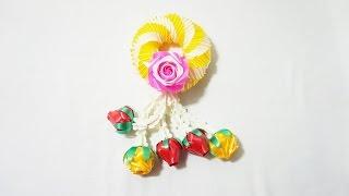 getlinkyoutube.com-พวงมาลัยริบบิ้น ให้คนสำคัญ วันสงกรานต์ วันพ่อ วันแม่ วันพระ วันครอบครัว ฯลฯ