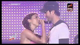 getlinkyoutube.com-Enrique Iglesias &  Nadiya - Tired Of Being Sorry
