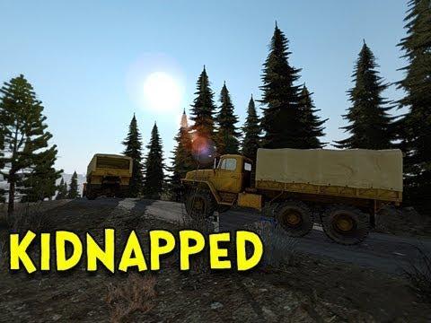 KIDNAPPED! - DayZ Livestream