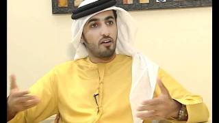 H.H. Sheikh Rashid Bin Humaid Al Nuaimi   Dubai Sports Part 1.avi
