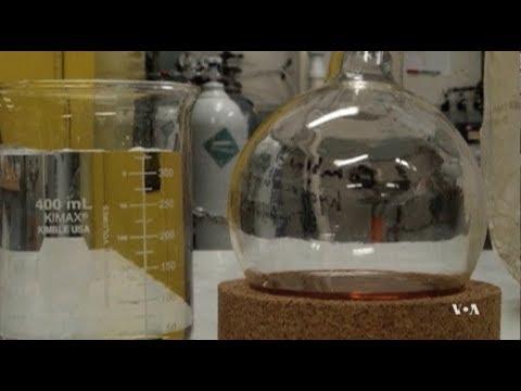Phòng thí nghiệm hải quân Mỹ biến nước biển thành nhiên liệu