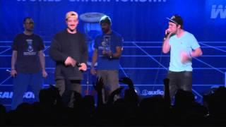 getlinkyoutube.com-Babeli vs NaPoM - 1/2 Final - 4th Beatbox Battle World Championship