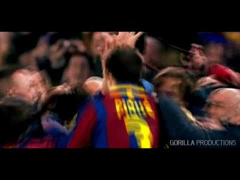 Barcelona 5-0 Real Madrid (2010) - GP Highlights