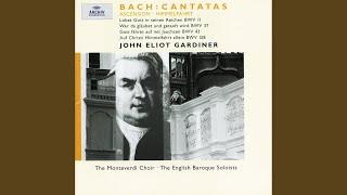 J.S. Bach: Auf Christi Himmelfahrt allein Cantata, BWV 128 - 1. Choral: Auf Christi Himmelfahrt