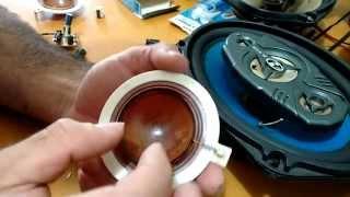 getlinkyoutube.com-Como consertar um reparo de corneta queimado.