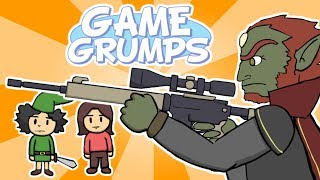 getlinkyoutube.com-Game Grumps Animated - Sniper Ganon