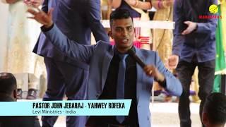 Maranatha Church    Pastor John Jebaraj -  Yahwey Rofeka