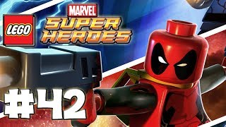 getlinkyoutube.com-LEGO Marvel Superheroes - LEGO BRICK ADVENTURES - Part 42 - Rescue Stan! (HD Gameplay Walkthrough)