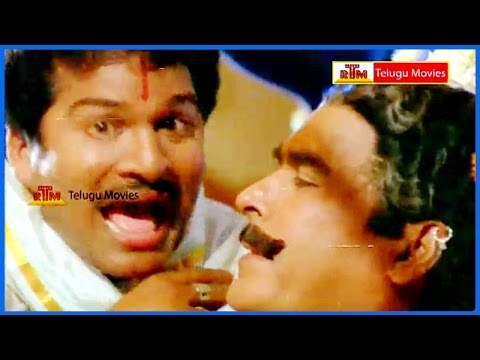 Aa Okkati Adakku - Telugu Movie Full Length Movie -Rajendraprasad, Rambha,Rao Gopal Rao