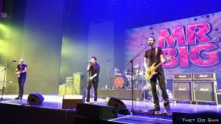 getlinkyoutube.com-To Be With You - MR. BIG (Live in Singapore 2014)