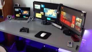 getlinkyoutube.com-Gaming Setup: My Epic Gaming Setup (2014)